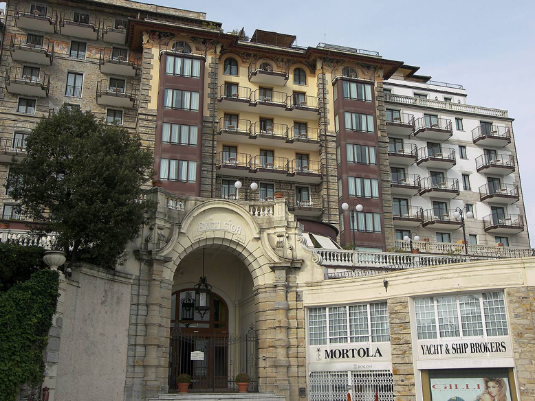 Excelsior Palace Hotel Рапалло